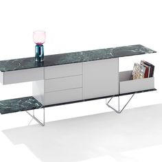 A contemporary take on a sideboard, Twin provides ample storage inside as well as on the top surfaces. Choose from several configuration options and over 180 natural stone types. #naturalstone #stone #natrualstone #furnituredesign #designInspiration #interiorspaces #luxury #interiordecor #dream_interiors #furniture #furnituredesign #interiorarchitecture #contemporaryfurniture #instahome #homeinterior #architecturelovers #minimaldesign #designideas #homedesign #designerinteriors Modern Furniture Stores, Contemporary Furniture, Interior Decorating, Interior Design, Minimal Design, Sideboard, Interior Architecture, Natural Stones, Twin