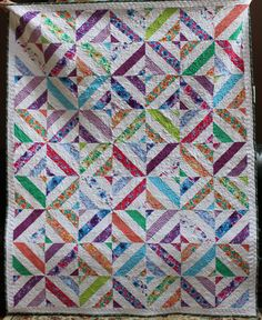summer in the park quilt pattern free - Yahoo Image Search Results Quilting Tutorials, Quilting Projects, Quilting Designs, Msqc Tutorials, Quilt Design, Jelly Roll Quilt Patterns, Quilt Patterns Free, Summer In The Park, Braid Quilt