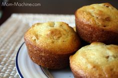 Homemade bran muffins- the batter keeps in the frig for up to 6 wks, so you can have warm, fresh muffins everyday!