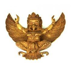 Oiseau Mythique bouddhiste Garuda TIBET