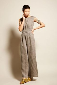 OVERALLS OVER TEXTURE – TREND ENVY