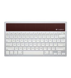 The light-powered Bluetooth® keyboard for Mac®, iPad®, or iPhone® devices.