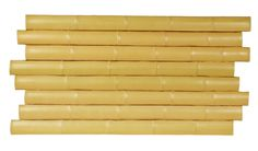 Faux bamboo wall panels for residential, restaurant and retail projects — our U.-made faux bamboo panels are durable, affordable and easy to install. Bamboo Panels, Faux Panels, Bamboo Wall, Giant Bamboo, Faux Bamboo, Bamboo Screening, Tiki Decor, Concrete Kitchen, Accent Furniture