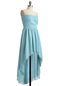 This is how I want the silver dress hemmed :)