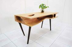 Arquiteto cria mesa para você dividir com seu gato   Catraca Livre