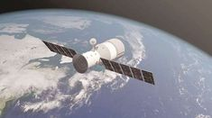 Chinese space station will fall out of the sky next week!