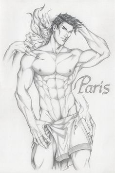 Paris Lord by ~Anyae on deviantART