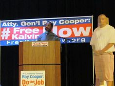 Roy Cooper's gubernatorial campaign skirts race and justice issues People News, North Carolina, Campaign, Politics, Baseball Cards, Skirts, Skirt, Political Books