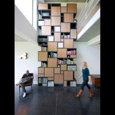 "PLASTOLUX ""keep it modern"" » Geometric Storage & Shelving - Filip Janssens"