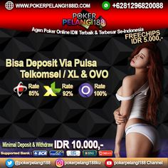 44 Promo Pokerpelangi188 Ideas Poker Indonesia Bandar