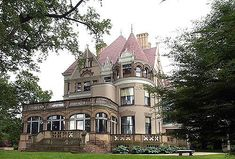 The Frick mansion - Clayton, Pittsburgh, PA