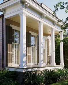 """Step inside this New Orleans home, one of the """"sister"""" houses. 
