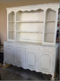 Annie Sloan Chalk Paint, Old White
