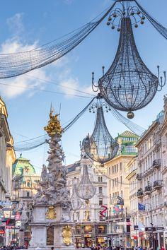 Vienna, Austria - Graben -Redstonehill