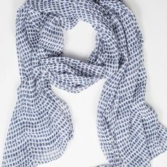 Summer Scarves to Make Your Outfit Pop | Cotton