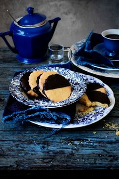 Pratos e Travessas: As minhas bolachas preferidas # My favorite cookies | Food, photography and stories