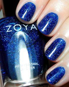 Zoya Zenith Collection Swatches