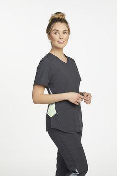 Cherokee Scrub Pants, Cherokee Scrubs, Cherokee Brand, Cherokee Limited, Medical Uniforms, Scrub Tops, Flexibility, Looks Great, Peplum Dress