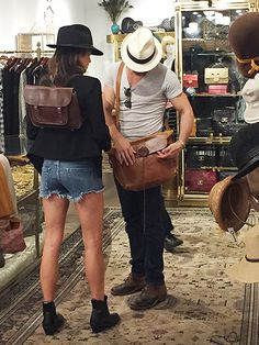 Ian Somerhalder and Nikki Reed Celebrate Their Nuptials with a Vintage Shopping Spree| Couples, Ian Somerhalder, Nikki Reed