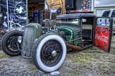 If you know nothing about rat rods, here's a brief look at this weird yet beautiful vehicle style.
