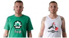 Camiseta Games : Confira em nosso site, a categoria #Games! http://www.camisetasdahora.com/c-4-26/Camisetas-Games | camisetasdahora