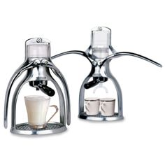 Shop, products, accessories and photo gallery for the ROK espresso maker Espresso At Home, Espresso Shot, Espresso Maker, Coffee Maker, Espresso Martini, Barista, Coffee Beans, Coffee Cups, Coffee Talk