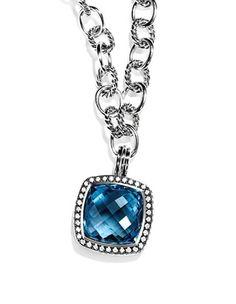 From David Yurman's Silver & Gemstones collection