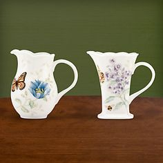 Butterfly Meadow® Small Pitcher Set of 2 (sku:820582)