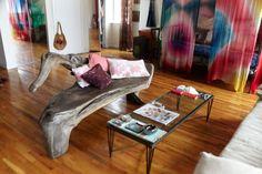 My Style: Inside Genevieve Jones' Stellar Soho Loft (And Closet! Loft Design, House Design, Interior Architecture, Interior Design, Interior Ideas, Homestead House, Soho Loft, Beautiful Space, My Dream Home