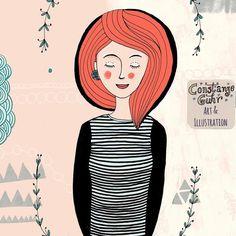 New print in my etsyshop littleberlingirl #artprint #pyjamaday