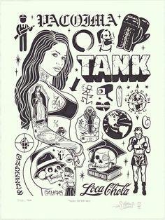 "ORIGINAL GIANT CONTENT — ""Tank"", 2015."