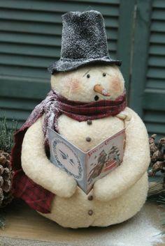Nieve cantante