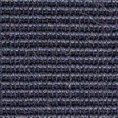 Sisal Teppichboden in wunderschönem und edlem indigoblau - für Wohnräume und Büroräume - als Auslegware oder Teppich mit Maß #indigo #sisal #blau #königsblau #darkblue #bodenbelag #teppichboden #wohnen #wohnideen #einrichten #wohnzimmer #schlafzimmer #kinderzimmer Indigo, Home Decor, Kidsroom, Sitting Rooms, Ground Covering, Bed Room, House, Decoration Home, Indigo Dye