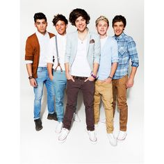 An image of One Direction ❤ liked on Polyvore featuring one direction, 1d and pictures