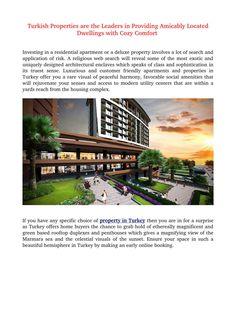 Luxury property listing provider