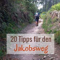 Pilgrims for beginners: the 20 most important questions about the Jakobsweg - Do you really want to come down and find yourself? Then go on pilgrimage, here you will find - Places To Travel, Places To See, Travel Destinations, Travel Around The World, Around The Worlds, Adventure Is Out There, Travel Goals, Wanderlust Travel, Pilgrimage