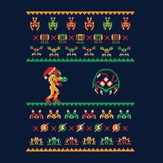 Wish You A Metroid Christmas