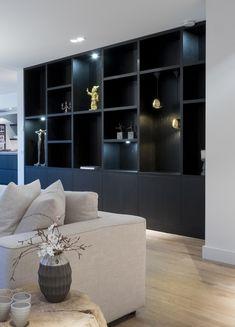New Living Room, Living Room Interior, Home And Living, Living Room Decor, Happy New Home, Black And White Wallpaper, House Inside, Home Office Design, Interior Inspiration