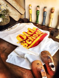 Springsummer 2014 SoAllure Collection - Tshirt Old School - www.soallure.it @SoAllure