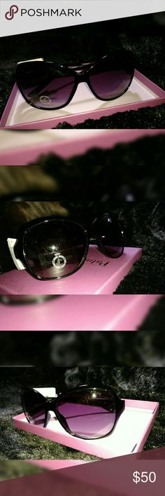 **NWT** Juicy Couture Sunglasses New With Tags  Juicy Couture Shades  Look Cool  As the Future is so Bright  Ya Gotta Wear Shades!  Visit My Closet for More Juicy!  Reasonable Offers Accepted Juicy Couture Accessories Glasses