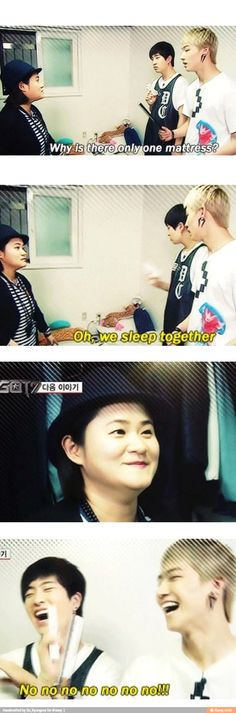 she knows xD <3 2jae #JB #Youngjae