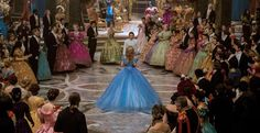 """""""Believe me, they are all looking at you."""" #Cinderella"""