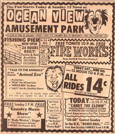 ocean view amusement park - Google Search