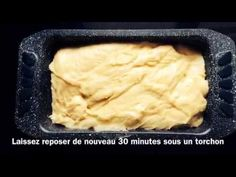 Brioche magique au Thermomix - YouTube
