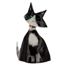Art Glass Cat custom made to your specifications by Kiln Art