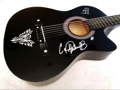CARRIE UNDERWOOD Autographed Signed Acoustic Guitar w/ COA, NEW! NO RESERVE!
