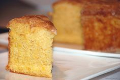 The best orange cake in the whole world Mexican Food Recipes, Sweet Recipes, Cake Recipes, Dessert Recipes, Desserts, Just Cakes, Cakes And More, Pan Dulce, Homemade Cakes