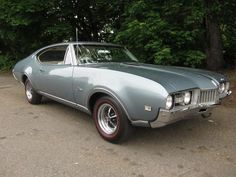 1968 Oldsmobile Cutlass Supreme Coupe for sale | Hemmings Motor News