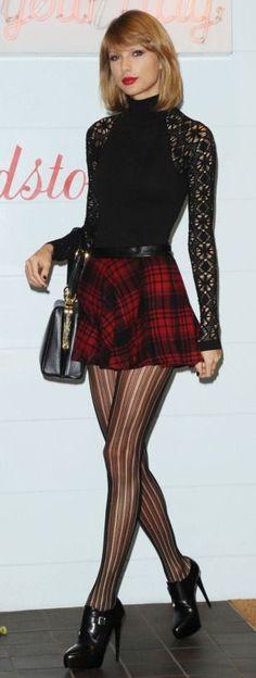 Taylor Swift fashion girl