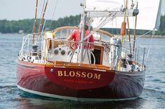 1972 Hinckley Bermuda 40 MK III Yawl Sail Boat For Sale -